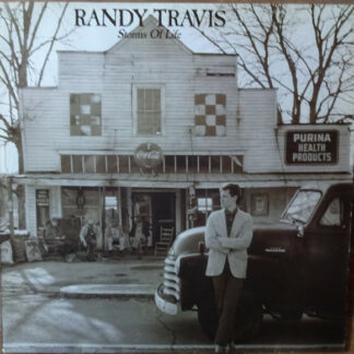 Randy Travis - Storms Of Life (LP, Album)