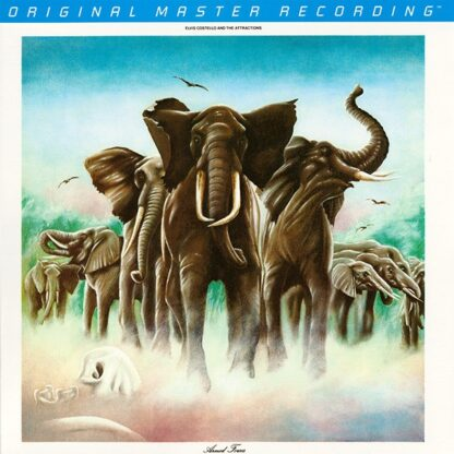 Elvis Costello And The Attractions* - Armed Forces (LP, Album, Ltd, Num, RE, RM, Gat)