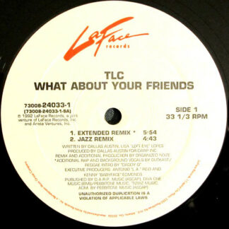 TLC - What About Your Friends (12