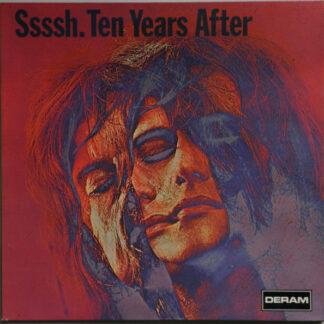 Ten Years After - Ssssh. (LP, Album, Gat)