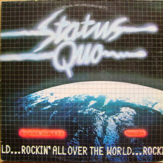 Status Quo - Rockin' All Over The World (LP, Album)