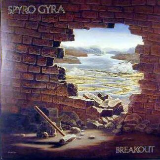 Spyro Gyra - Breakout (LP, Album)