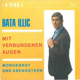 "Bata Illic - Mit Verbundenen Augen (7"", Single, Mono)"