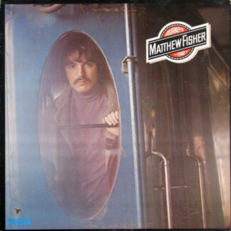 Matthew Fisher - Journey's End (LP, Album, Gat)