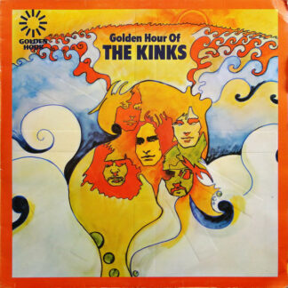 The Kinks - Golden Hour Of The Kinks (LP, Comp)