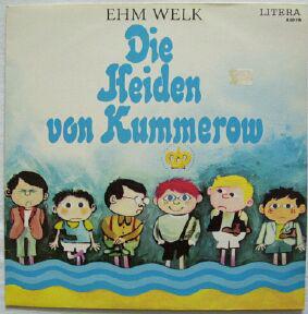 Ehm Welk - Die Heiden Von Kummerow (LP)