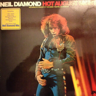 Neil Diamond - Hot August Night (2xLP, Album, RE)