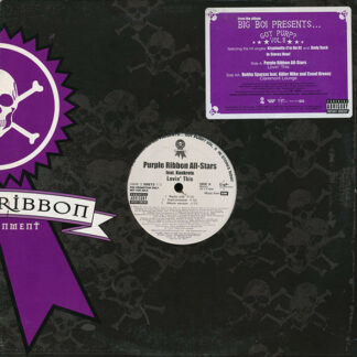 Big Boi Presents Purple Ribbon Allstars - Got Purp? Vol. II (12