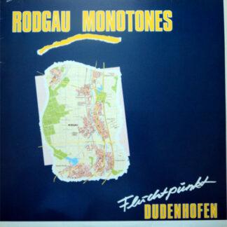 Rodgau Monotones - Fluchtpunkt Dudenhofen (LP, Album)