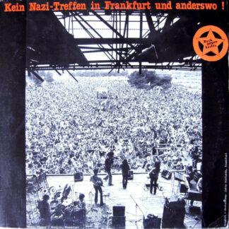 Various - Rock Gegen Rechts (LP, Comp)