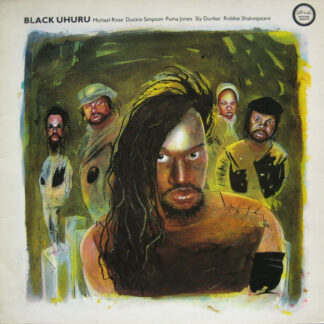 Black Uhuru - Reggae Greats (LP, Comp)