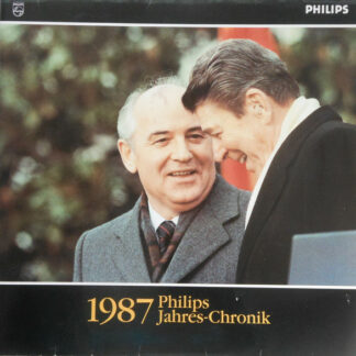 Various - Philips Jahres-Chronik 1988 (LP, Comp, Promo)