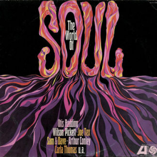Various - The World Of Soul (LP, Comp, Club)