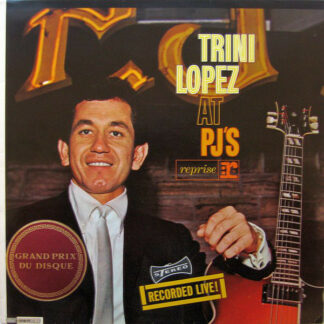Trini Lopez - Trini Lopez At PJ's (LP, Album, 2nd)