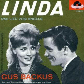 "Gus Backus - Linda / Das Lied Vom Angeln (7"", Single, Mono)"