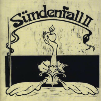 Sündenfall II - Sündenfall II (LP, Album, Ltd, Num, RE)