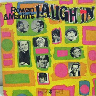 Rowan & Martin - Rowan & Martin's Laugh-In (LP, Album, Pit)