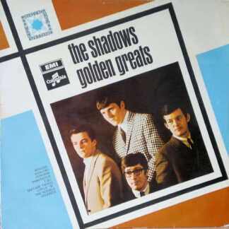 The Shadows - Golden Greats (LP, Comp)