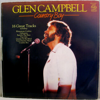 Glen Campbell - Country Boy (LP, Comp)