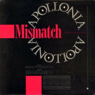"""Apollonia - Mismatch (12"""", Promo)"""
