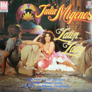 Julia Migenes - Latin Lady (LP, Album)