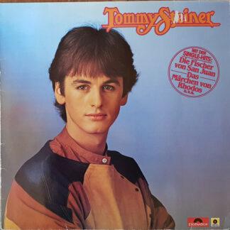 Tommy Steiner - Tommy Steiner (LP, Album)