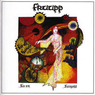 Fruupp - Seven Secrets (CD, Album, RE, RM)