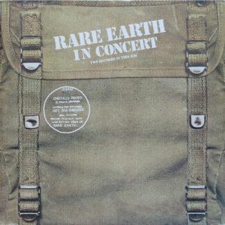 Rare Earth - Rare Earth In Concert (2xLP, Album)