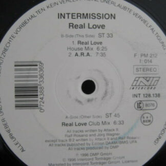 "Intermission - Real Love (12"")"