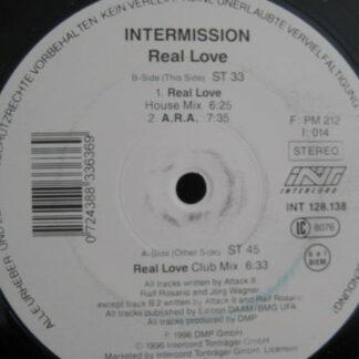 "Intermission - Real Love (12"")"