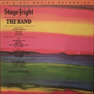 The Band - Stage Fright (LP, Album, Ltd, Num, RE, RM, S/Edition, 180)