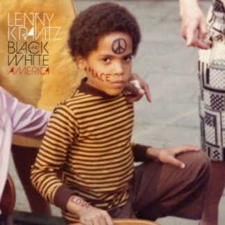 Lenny Kravitz - Black And White America (2xLP, Album)