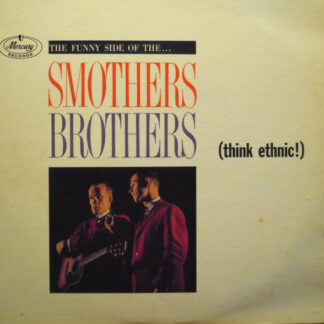 Smothers Brothers - (Think Ethnic!) (LP, Album, Pit)