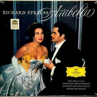 Richard Strauss - Lisa Della Casa, Anneliese Rothenberger, Dietrich Fischer-Dieskau, Joseph Keilberth - Arabella (3xLP + Box)
