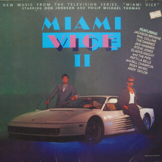 Various - Miami Vice II (New Music From The Television Series,