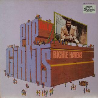 Richie Havens - Pop Giants, Vol. 6 (LP, Comp)