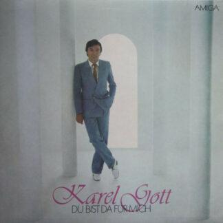 Karel Gott - Du Bist Da Für Mich (LP, Album)
