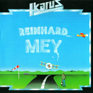 Reinhard Mey - Ikarus (LP, Album, Club)
