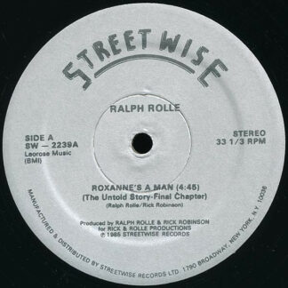 Ralph Rolle - Roxanne's A Man (The Untold Story - Final Chapter) (12