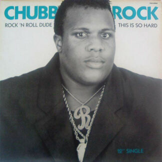 "Chubb Rock And Domino (59) Featuring Hitman Howie Tee* - Rock 'N Roll Dude (12"")"