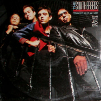 "The Smithereens - Strangers When We Meet (12"", Maxi, Blu)"