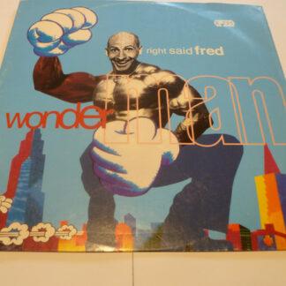 "Right Said Fred - Wonderman (12"")"