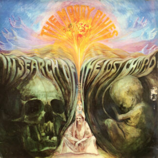 The Moody Blues - In Search Of The Lost Chord (LP, Album, Gat)