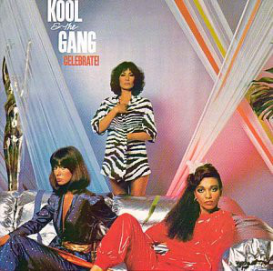 Kool & The Gang - Celebrate! (LP, Album)
