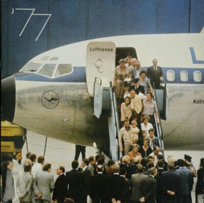 Various - '77 - Das War 1977 (LP, Comp, Promo)