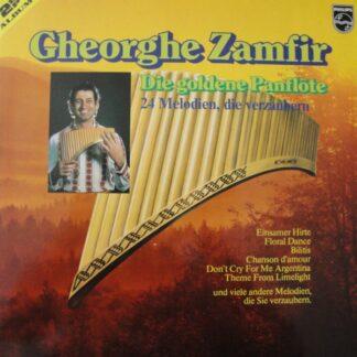 Gheorghe Zamfir - Die Goldene Panflöte - 24 Melodien, Die Verzaubern (2xLP, Comp)
