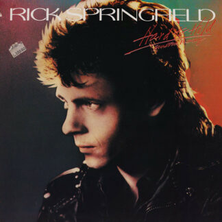 Rick Springfield - Hard To Hold - Soundtrack Recording (LP, Album)