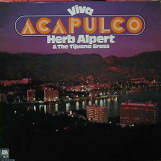 Herb Alpert & The Tijuana Brass - Viva Acapulco (LP, Comp, Club)