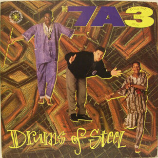 The 7A3* - Drums Of Steel (12