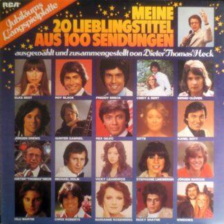 Various - Meine 20 Lieblingstitel Aus 100 Sendungen (LP, Comp)